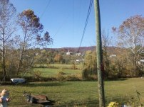 The view of Parrott, Va.