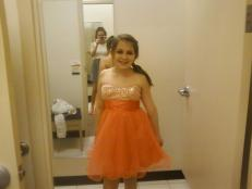 Madison's Easter Dress