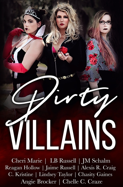 Dirty Villian E-Book