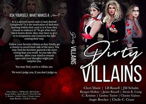 Dirty Villains Anthology – Coming Soon