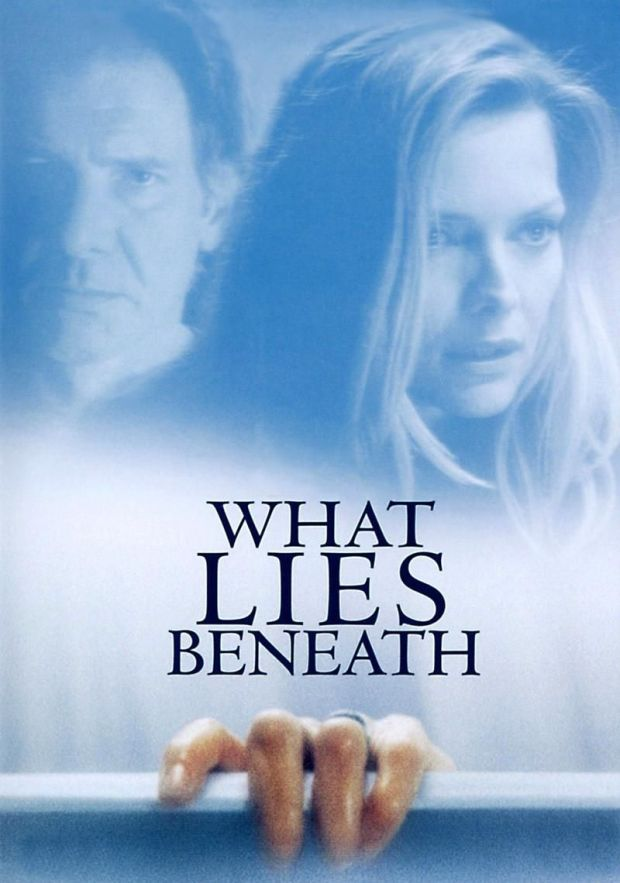 What Lies Beneath starring Michelle Pfeiffer and Harrison Ford - 2000
